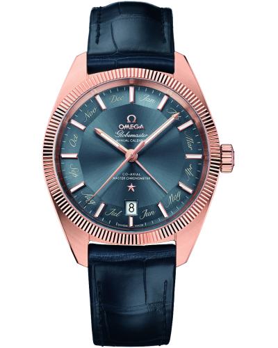 Constellation Globemaster Co-Axial Master Chronometer 41 mm