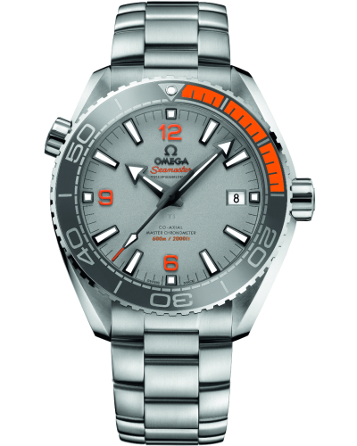 Planet Ocean 600M Co-Axial Master Chronometer