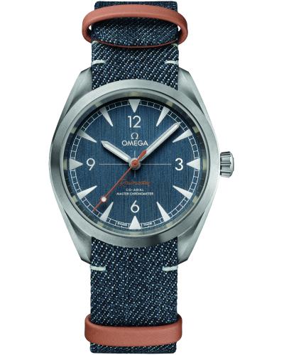 Railmaster Co-Axial Master Chronometer