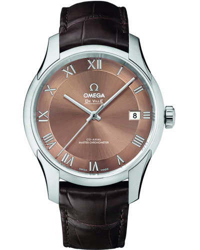 Hour Vision Co-Axial Master Chronometr 41 mm