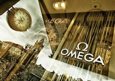 Dušák Omega Butik