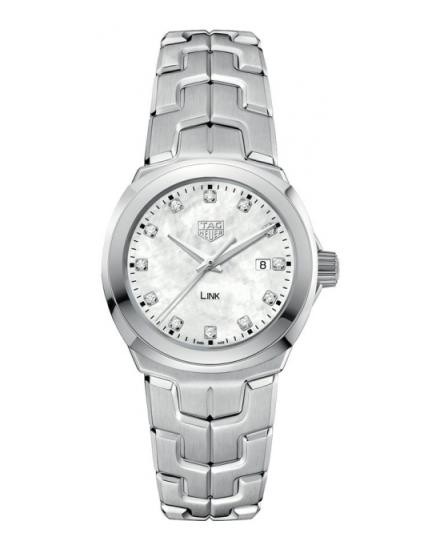 Link Lady Quartz Watch