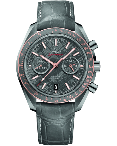 """Moonwatch Co-Axial Chronograph  """"Meteorite"""""""