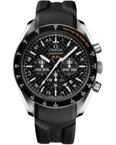 HB-SIA Co-Axial GMT Chronograph