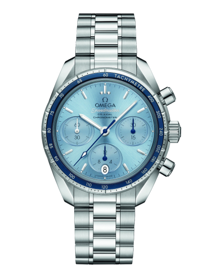 Speedmaster Co-Axial Chronograph 38 mm