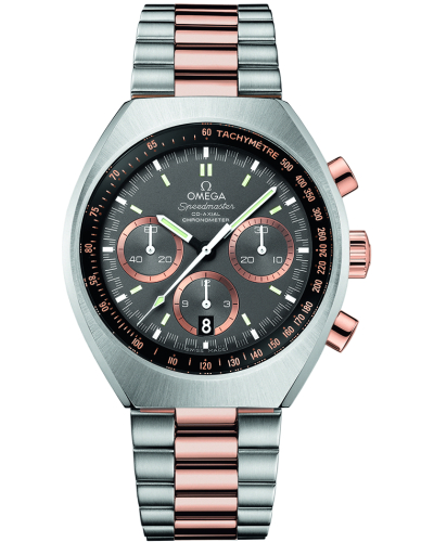 Mark II  Co-Axial Chronograph