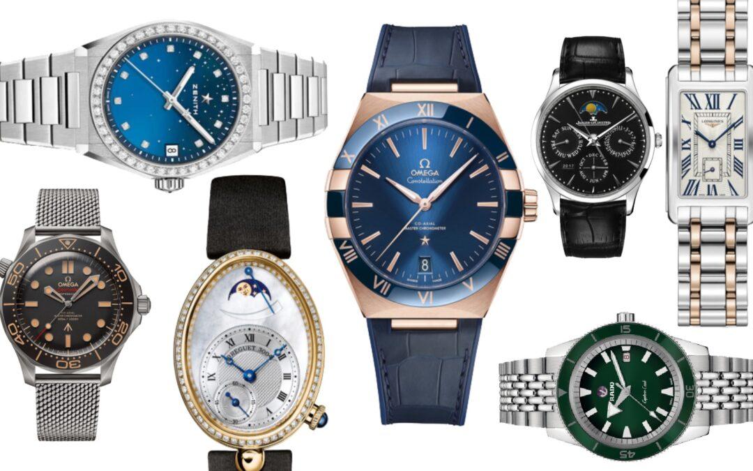 Jak vybrat hodinky jako dárek? Průvodce nákupu nových hodinek Klenotnictví Dušák a tipy, které potřebujete vědět