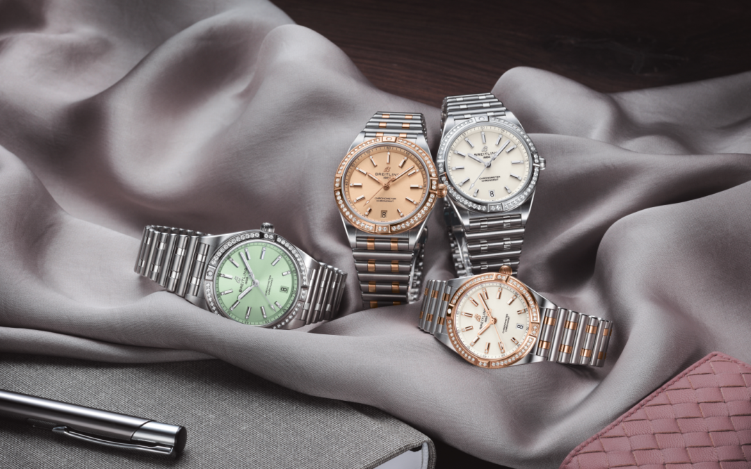 V záři reflektorů: Breitling Chronomat